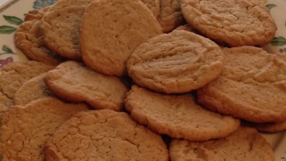 Perfect Gluten-Free Peanut Butter Cookies
