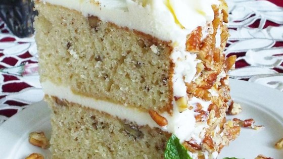 Italian cream wedding cake recipe