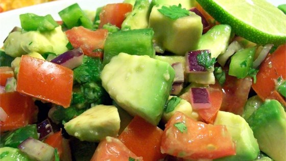 Avocado Salad Recipe Allrecipes Com