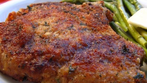 Breaded pork chop recipes with flour