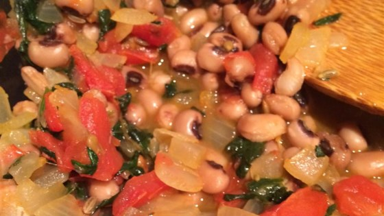 Spinach and Bean Casserole