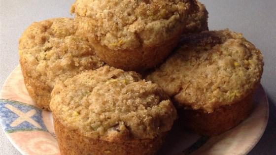 Super Duper Zucchini Muffins