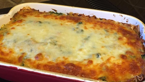 Debbie's Vegetable Lasagna