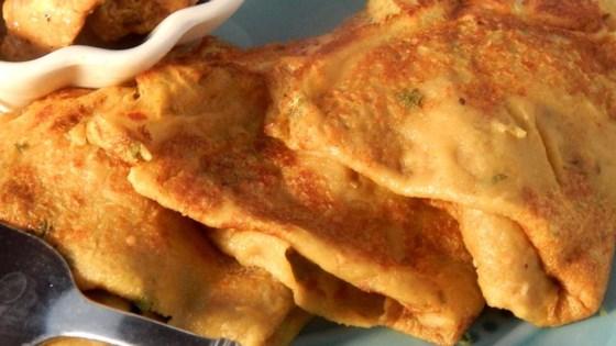Dosas (Indian-style Pancakes)