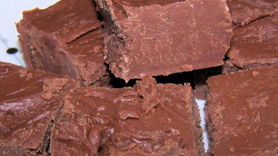 Duo-Chocolate Fudge