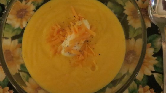 Simple Summer Squash Soup Recipe - Allrecipes.com