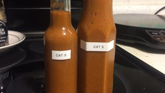 Category Five Hot Sauce
