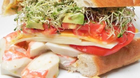 Super Crab Sandwich