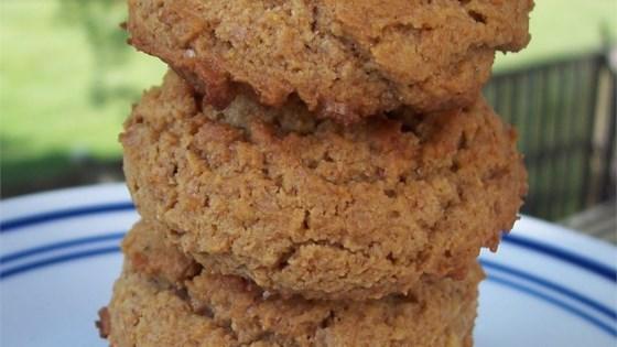 Honey Wheat Cookies