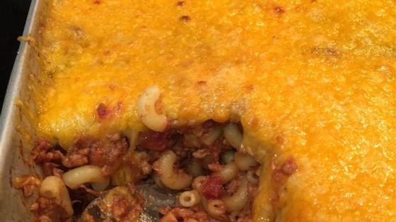 Macaroni Gratinee