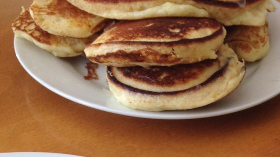 Spiced Maple Pancakes