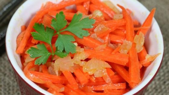 Russian Carrot Salad (Korean-Style)