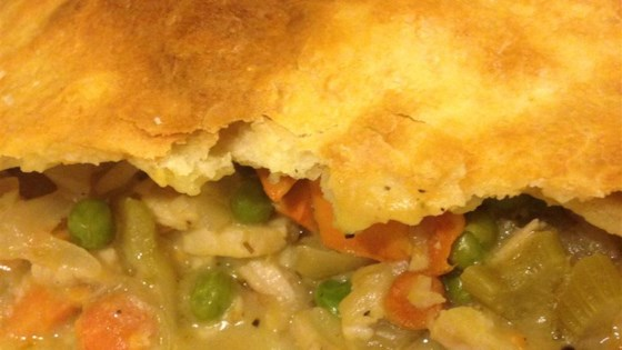 Turkey Pot Pie a la Kat