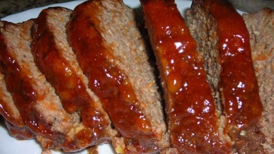 Glazed Beef Loaf