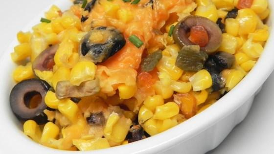 Quick and Easy Corn Casserole