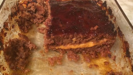Barbecue Bacon Cheeseburger Meatloaf
