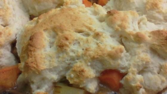 Vegetable Pot Pie