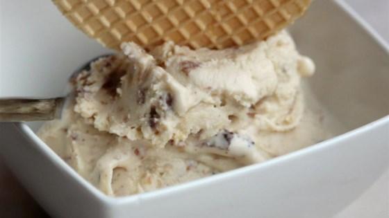 Easy Rum Raisin Ice Cream