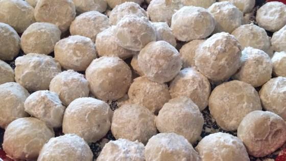 Gram's Snow Balls