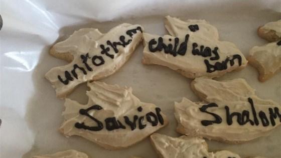 Soft Sugar Cookies I