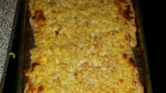 Mac-N-Cheese Pizza