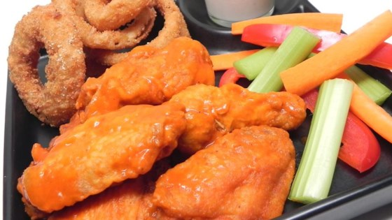 The Perfect Buffalo Wing Sauce