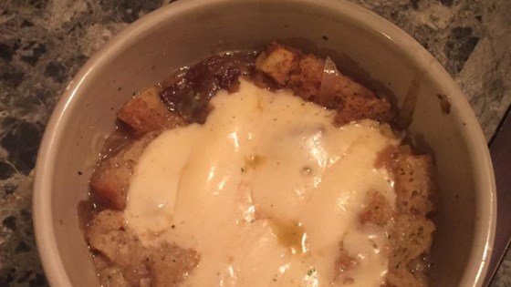 Slow Cooker Onion Soup