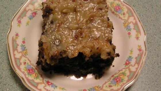 Chocolate Sauerkraut Cake II