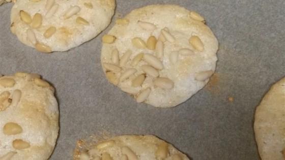 Pine Nut Macaroons