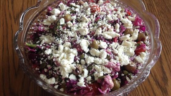 Chef Bevski's Greek Salad