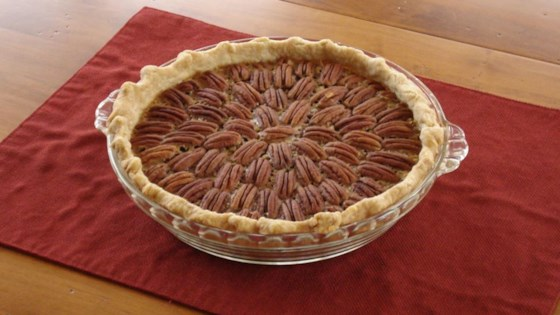 Irresistible Pecan Pie