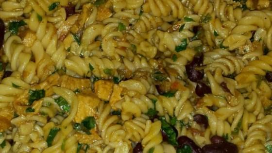 Curry Pasta - Pakistani Style