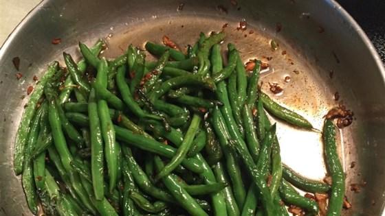 Ken Shoe Green Beans