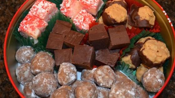 Raspberry Truffle Fudge Recipe - Allrecipes.com