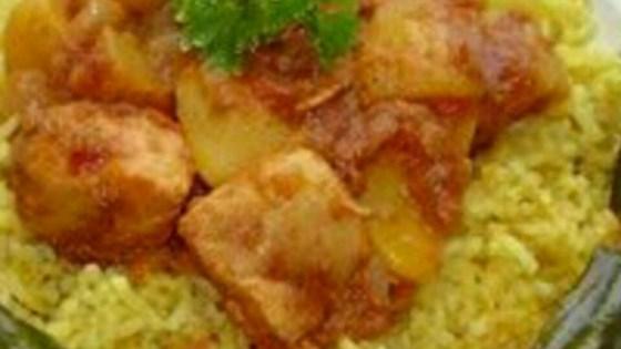 Chrysanthemum Sweet Potatoes