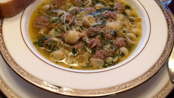 Mamas Italian Wedding Soup