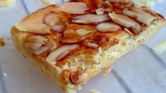 Scandinavian Almond Bars