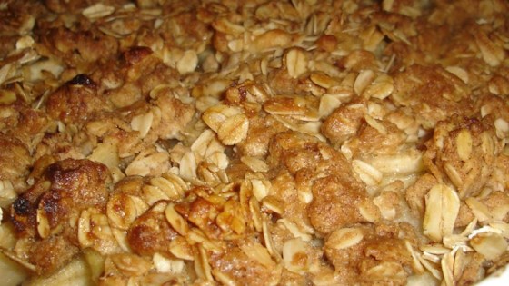 and ginger crisp pie harvest pear crisp with candied ginger recipes ...