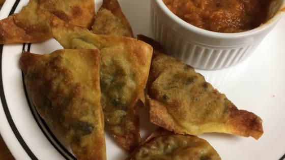 North Indian Nepali Curry Dumplings