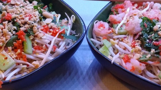 Vermicelli Noodle Bowl Recipe