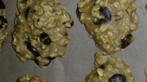 No Butter Choco-Chip Cookies