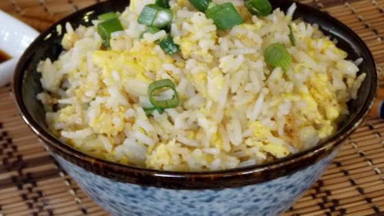 Breakfast Rice from Japan