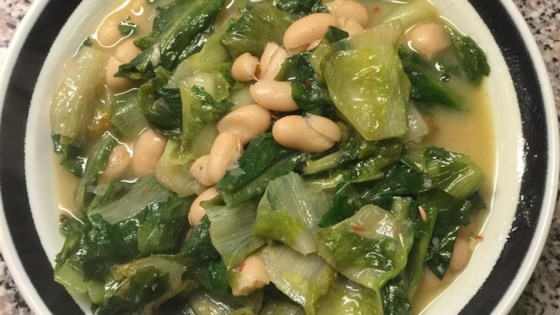 Escarole and Beans