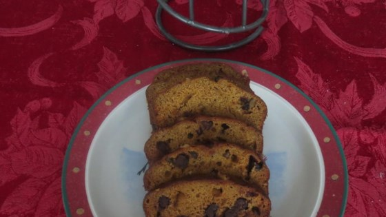 Pumpkin Sweet Potato Bread
