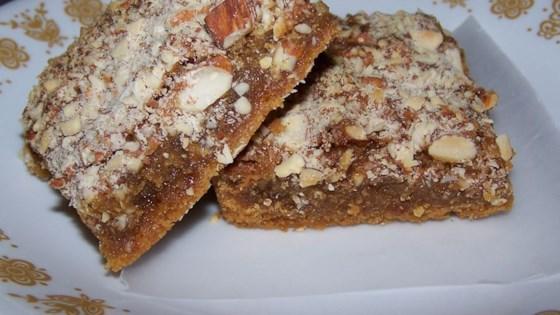 Pecan Pie Bars II