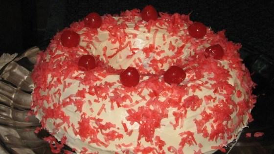 Pina Colada Cake I