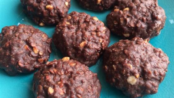All-Natural No-Bake Cookies