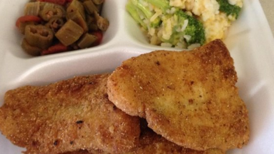 Pan fried swai fillets review by just gail for Swai fish fillet