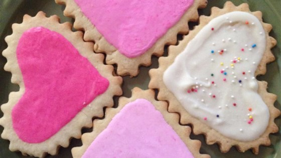 Old Fashioned Sugar Cookies I