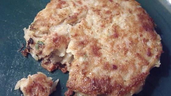 Corned Beef Potato Pancakes
